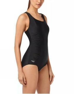 Speedo Ladies' Swim Suit Speedo Black XL One Piece New With