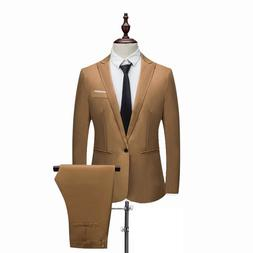 MJARTORIA Luxury <font><b>Mens</b></font> <font><b>Suit</b><