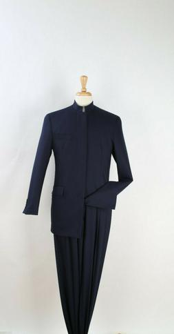men s 2 piece nehru style suit