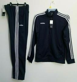 Adidas Men's 3-Stripes Tricot Tracksuit 2 Piece Jacket/Pants