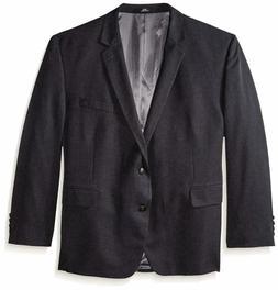 Haggar Men's Big-Tall Performance Tic-Weave Classic-Fit Suit