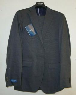 Cole Haan - Men's charcoal 2-Piece Suit