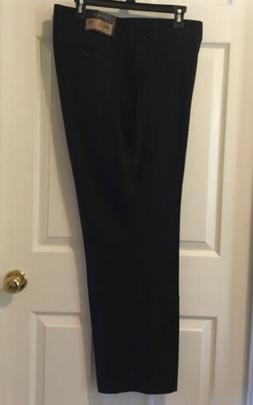 Men's Dockers Classic Fit Striped Pinstripe Navy Suit Pants