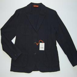 Jack Spade Men's Clayton Hopsack Peacoat Sport Coat Blazer,