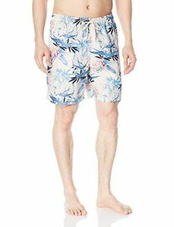 Cubavera Men's Full Elastic Swim Short - Choose SZ/color