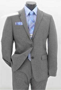 Calvin Klein Men's Grey Extreme X Slim Fit Suit  PRICE $130.