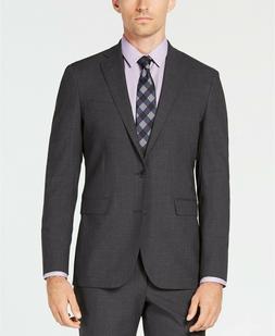 COLE HAAN Men's Slim-Fit Stretch Solid Suit Jacket Sport Coa