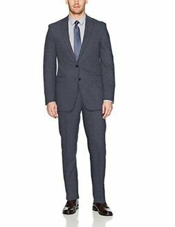 men s slim fit wool suit choose