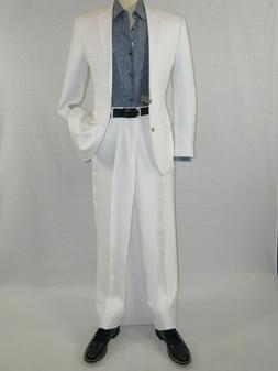 Men's Summer Linen Suit Apollo King Half Lined 2 Button Mode