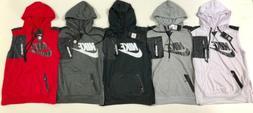 Nike Men's Summer Sweat Suit Sleeveless Jacket Shorts Set Ne