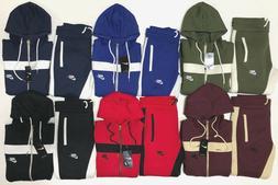 Nike Suit Brand New Complete Set Full Zip Hoodie + Joggers M