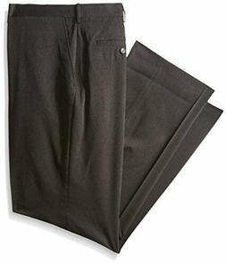Haggar Men's Tall Big & Tall Performance Dress Pants Pinstri