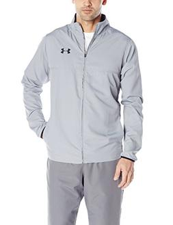 Under Armour Men's Vital Warm-Up Suit, Graphite /Black, Smal