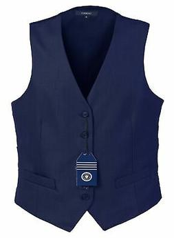 Gioberti Mens 5 Button Formal Suit Vest Royal Blue XX-Large