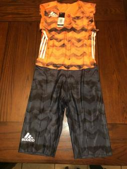 Men's Adidas Adizero Climachill Sprint Speed Running Track