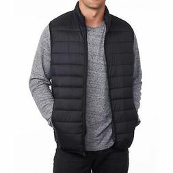 Alpine Swiss Mens Down Alternative Vest Jacket Lightweight P
