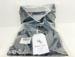 Alex Vando Mens Dress Shirt Regular Fit Long Sleeve Black XL
