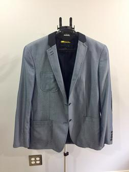 Men's Inc Blue Sport Coat Blazer