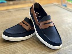 Cole Haan Men's Nantucket II Loafer Navy Blue Shoes 10 D/M
