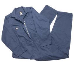 Dickies Men's Overalls Sz XL Coveralls Zip Work Gear Mecha