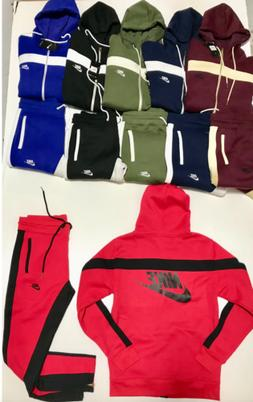 NIKE SUIT COMPLETE SET TOP AND BOTTOM BRAND NEW SWEAT SUIT F