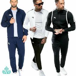Mens NIKE Tracksuit RETRO Sportswear Basic Polyknit Navy Ful