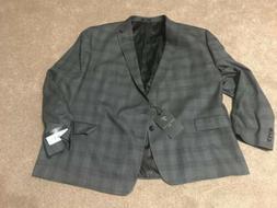 Menswear Shaquille O'Neal Mens Sports Coat Blazer Suit Jac