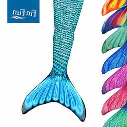 Adult Size Fin Fun Mermaid Tail Skins for Swimming, Swimmabl