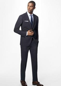 Brooks Brothers Milano Fit Sharkskin Suit Brookscool Reda St