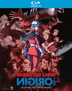 Mobile Suit Gundam the Origin: Chronicle of Char and Sayla [