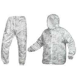 MULTICAM ALPINE Winter Snow Camo Oversized Masking Suit Ultr