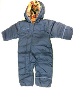 Columbia navy blue snow Baby Boys' Buga Ii Suit  enfant 6-12