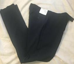 Navy Blue Cole Haan Suit Pants wool-blend, Partially Lined,