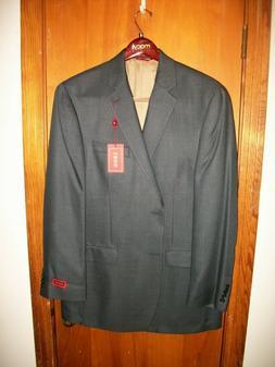 New IZOD 44 Long Men's Blazer business jacket
