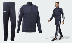 new adidas BACK 2 BASICS TRACK SUIT SET ink blue S XL 2XL Ja