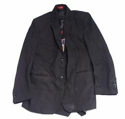 Gioberti NEW Black Boys Size 16 Notch-Collar Three Pocket Ve