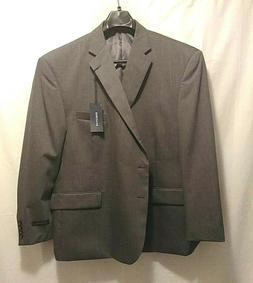 NEW Stafford Executive Men's Big and Tall Med Grey Size 56 S