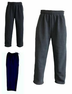 NEW Men's Big &Tall Plus Size Fleece Jogging Trouser Pants T