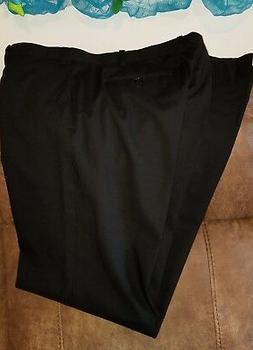 New Mens DKNY Black Dress Suit Pants Trouser 38 R Unfinished