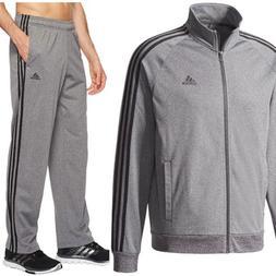 New Adidas Men's Essential 3S Reg Tricot Track Suit Pants