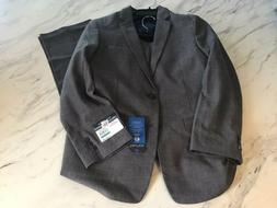 new nwt boys charcoal suit size 16