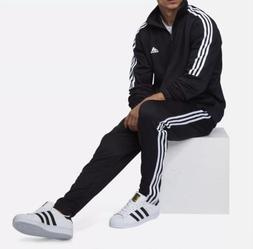 New Adidas Tiro Track Suit Black/White  Men's Size Large 3 S