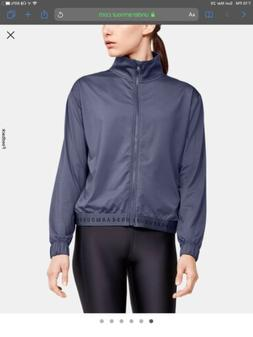 New under armour track suit -full Zip Jacket And Bottom Xl
