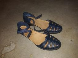 Clarks NEW Wendy Suite Size 8 Navy