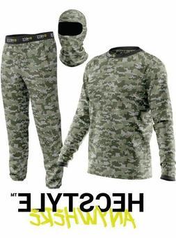 NEW2020 HECS Suit Deer Hunting Clothing-3 Piece Shirt, Pants