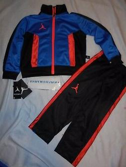 Nike Air Jordan Toddler Boy's Track Suit Modern Type 2-Piece
