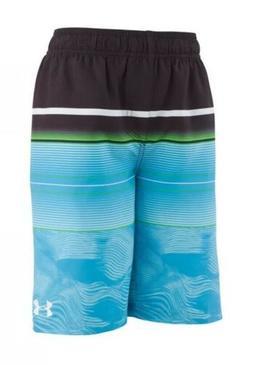 NWT Boy's Under Armour Swim Volley Shorts Swim Suit - M, L