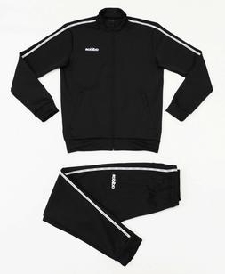 NWT ADIDAS Men's Celebrate 90s Black Warm-Up Track Suit Set
