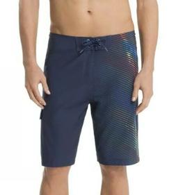 NWT Men's Speedo Electro Mist Board Short Swim Suit - 32