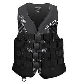 ONeill Wetsuits Wake Waterski Mens Superlite USCG Life Vest,